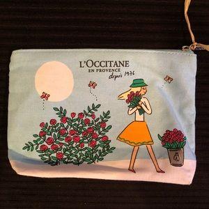 L'OCCITAN Beauty Bag Makeup Accessories